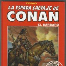Cómics: FORUM. LA ESPADA SALVAJE DE CONAN. 31. EDICI�N COLECCIONISTAS.. Lote 271354993