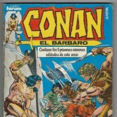 Cómics: PLANETA. CONAN EL B�RBARO. 1 AL 5. RETAPADOS.. Lote 271349683
