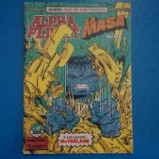 Cómics: COMIC DE ALPHA FLIGHT LA MASA AÑO 1991 Nº 57 DE FORUM LOTE 22 E. Lote 271374848