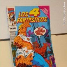 Comics : LOS 4 FANTASTICOS VOL. 1 Nº 126 LA GUERRA DEL INFINITO CROSSOVER MARVEL - FORUM. Lote 271396108