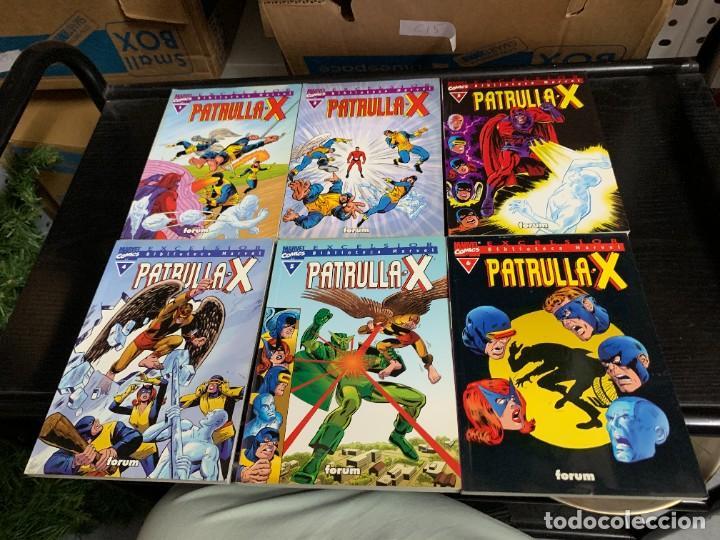 Cómics: Biblioteca Marvel Patrulla-X completa: 12 números - Foto 3 - 271639258