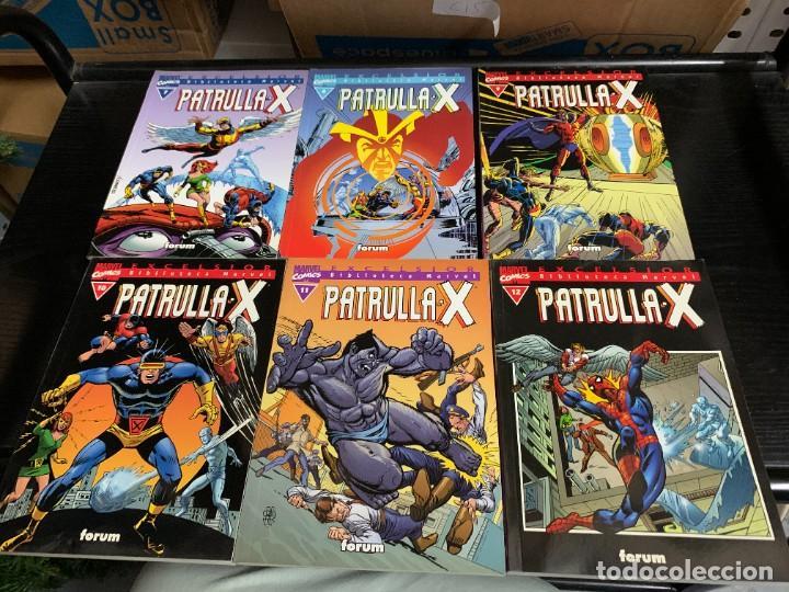 Cómics: Biblioteca Marvel Patrulla-X completa: 12 números - Foto 4 - 271639258