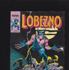 Comics : LOBEZNO - VOL 1 - Nº 1 - EN BUSCA DE LA ESPADA - FORUM -. Lote 271684903