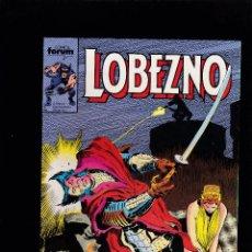 Cómics: LOBEZNO - VOL 1 - Nº 3 - LA ESPADA NEGRA - FORUM -. Lote 271696153