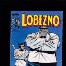 Cómics: LOBEZNO - VOL 1 - Nº 8 - ¡SI NO ESTUVIERA ROTO...! - FORUM -. Lote 271697818