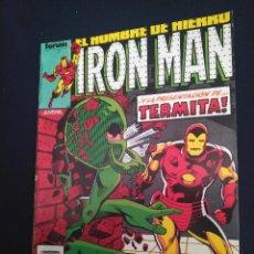 Cómics: EL HOMBRE DE HIERRO IRON MAN 38. FORUM. Lote 271700533