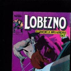 Cómics: LOBEZNO - VOL 1 - Nº 12 - EL CASO DE LA JOYA GEHENNA. CAP.2 - FORUM -. Lote 271700623