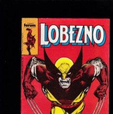 Cómics: LOBEZNO - VOL 1 - Nº 17 - ¡RAICES! - FORUM -. Lote 271701233