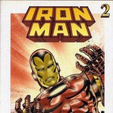 Cómics: GRANDES HEROES DEL COMIC IRON MAN. Lote 271900943