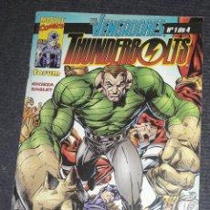 Cómics: VENGADORES THUNDERBOLTS Nº 1 DE 4 MARVEL COMICS FORUM. Lote 271933808