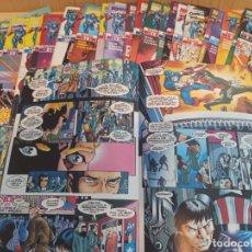 Cómics: CAPITAN AMERICA HEROES RETURN - COLECCIÓN COMPLETA 27 NUMEROS - EDICIONES FORUM. Lote 271987878