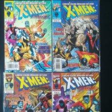 Cómics: X MEN LIBERADORES COMPLETA. Lote 272041498
