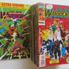 Cómics: THE NEW WARRIORS MUY COMPLETA SOLO EL Nº 46 INCLUYE EL EXTRA FORUM AÑO 1991 ARX114. Lote 272047053