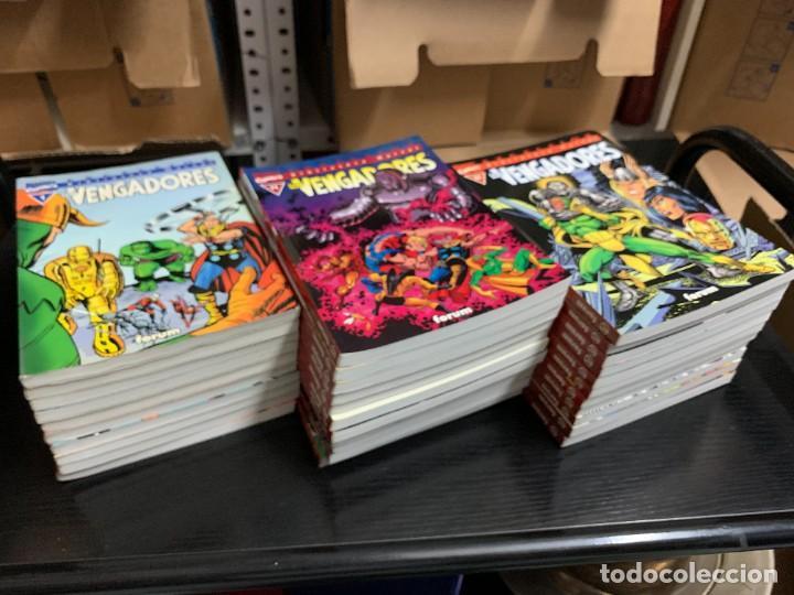 BIBLIOTECA MARVEL LOS VENGADORES COMPLETA. 32 NÚMEROS (Tebeos y Comics - Forum - Vengadores)