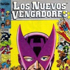 Comics: LOS NUEVOS VENGADORES VOL.1 Nº 14 - FORUM. Lote 272176938
