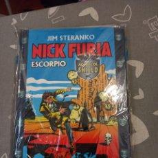 Cómics: JIM STERANKO NICK FURIA ESCORPIO FORUM. Lote 272261143
