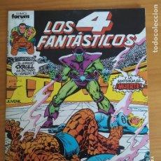 Comics : LOS 4 FANTASTICOS Nº 3 - FORUM (S). Lote 272366778