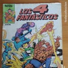 Comics : LOS 4 FANTASTICOS Nº 9 - FORUM (S). Lote 272368638