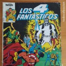 Comics : LOS 4 FANTASTICOS Nº 16 - FORUM (S). Lote 272371598