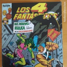 Fumetti: LOS 4 FANTASTICOS Nº 90 - FORUM (V1). Lote 272391408