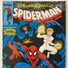 Cómics: SPIDERMAN #196 VOL.1 FÓRUM 1ª EDICIÓN CON POSTER. Lote 272480168