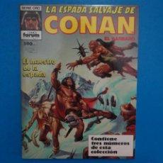Cómics: COMIC DE LA ESPADA SALVAJE DE CONAN EL BARBARO AÑO 1982 Nº 130-131-132 DE COMICS FORUM LOTE 33 C. Lote 272557273
