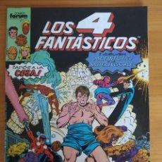 Comics : LOS 4 FANTASTICOS Nº 93 - FORUM (A1). Lote 272567078