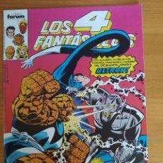 Comics : LOS 4 FANTASTICOS Nº 96 - FORUM (A1). Lote 272567858