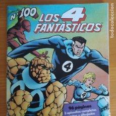 Comics : LOS 4 FANTASTICOS Nº 100 - FORUM (A1). Lote 272568368