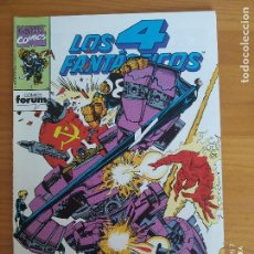 Comics : LOS 4 FANTASTICOS Nº 103 - FORUM (8W). Lote 272570123
