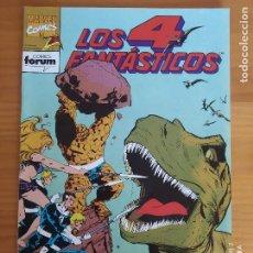 Comics : LOS 4 FANTASTICOS Nº 105 - FORUM (8W). Lote 272570538