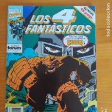Comics : LOS 4 FANTASTICOS Nº 108 - FORUM (8W). Lote 272572178