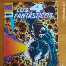 Comics : LOS 4 FANTASTICOS Nº 109 - FORUM (8W). Lote 272572518