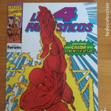 Comics : LOS 4 FANTASTICOS Nº 110 - FORUM (8W). Lote 272572708