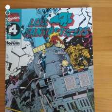 Comics : LOS 4 FANTASTICOS Nº 111 - FORUM (8W). Lote 272572953