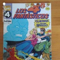 Comics : LOS 4 FANTASTICOS Nº 113 - FORUM (8W). Lote 272573093