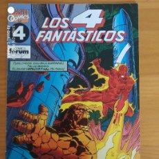 Comics : LOS 4 FANTASTICOS Nº 114 - FORUM (8W). Lote 272573208