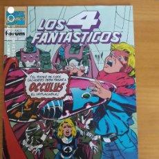 Comics : LOS 4 FANTASTICOS Nº 121 - FORUM (8W). Lote 272573343