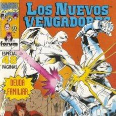 Comics: LOS NUEVOS VENGADORES VOL.1 Nº 84 - FORUM. Lote 272647648