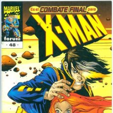 Comics: PLANETA. X MAN. 48.. Lote 272719033