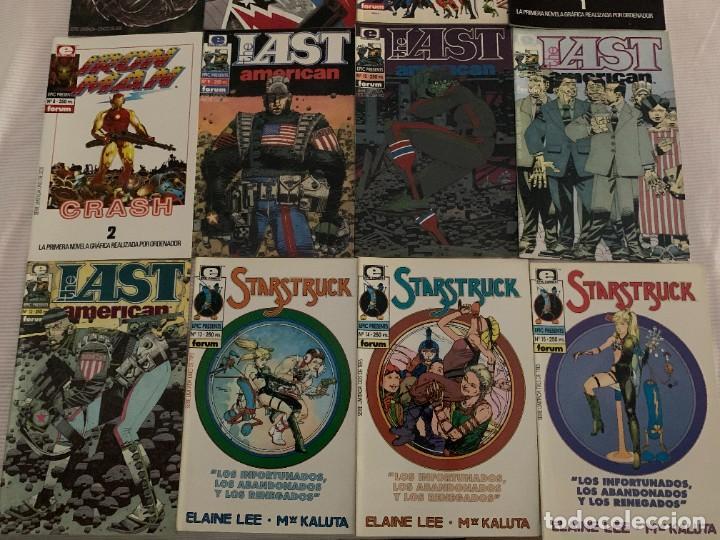 Cómics: Epic Presents Completa: Marshal Law / Iron Crash / The Last American / Starstruck. 15 números + - Foto 3 - 272763263