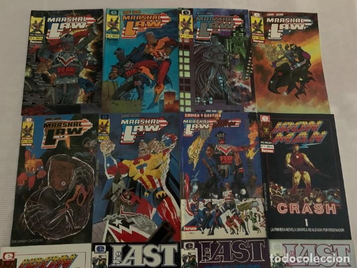 Cómics: Epic Presents Completa: Marshal Law / Iron Crash / The Last American / Starstruck. 15 números + - Foto 4 - 272763263