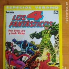 Comics : LOS 4 FANTASTICOS ESPECIAL VERANO - MARVEL - FORUM (L). Lote 273516308