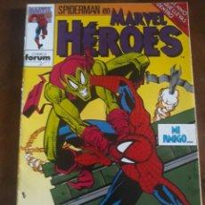 Cómics: SPIDERMAN EN MARVEL HEROES COMIC Nº 74. Lote 273516778