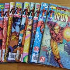 Comics: EL INVENCIBLE IRON-MAN 1 AL 15. VOL.4. Lote 273664148