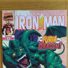 Cómics: EL INVENCIBLE IRON-MAN 17 VOL.4. Lote 273664803