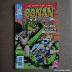 Cómics: CONAN EL BARBARO. Nº 7. FORUM. LITERACOMIC.. Lote 273977908