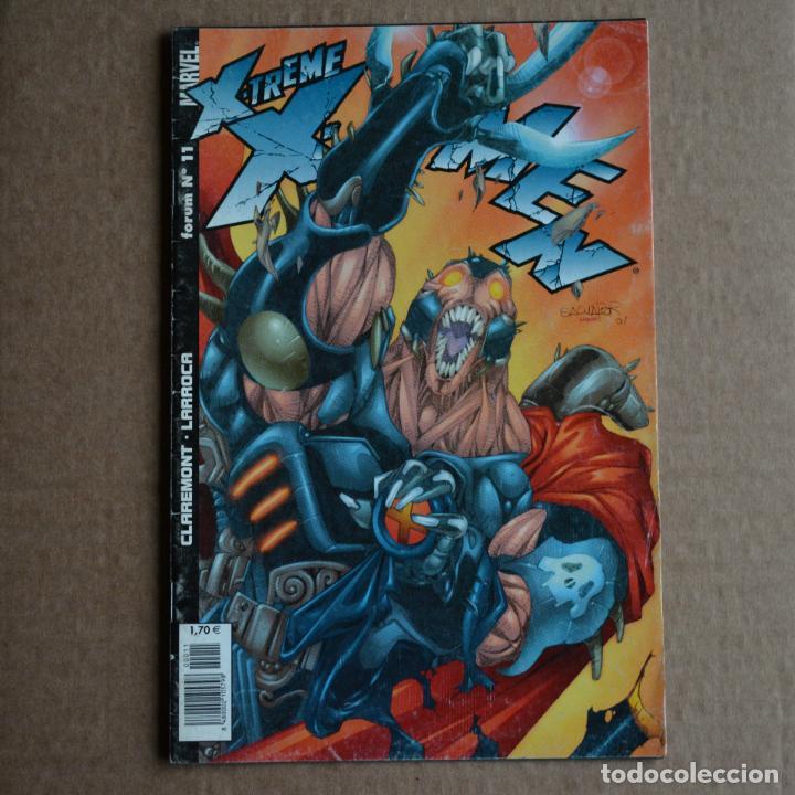 X-TREME X-MEN, Nº 11. FORUM. LITERACOMIC. (Tebeos y Comics - Forum - X-Men)