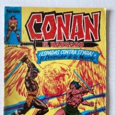 Cómics: CONAN EL BÁRBARO VOL1 #17 «MUY RARO» FÒRUM 1ª EDICIÓN. Lote 274173148