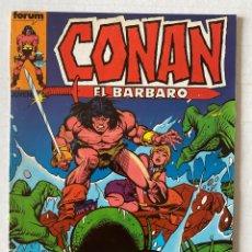 Cómics: CONAN EL BÁRBARO VOL1 #9 «DE RETAPADO» FÒRUM 1ª EDICIÓN. Lote 274173828
